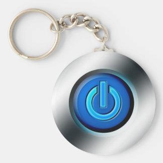 Turn Me On Joke Keychain