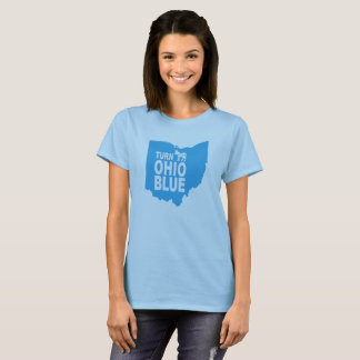 Turn Ohio Blue Women's T-Shirt | Progressive State