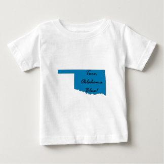 Turn Oklahoma Blue! Democratic Pride! Baby T-Shirt