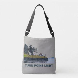 TURN POINT - Stuart Island Crossbody Bag