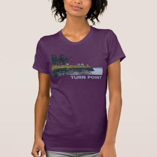TURN POINT - Stuart Island T-Shirt