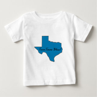 Turn Texas Blue! Democratic Pride Baby T-Shirt