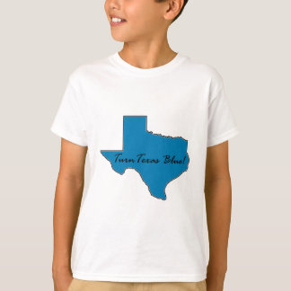 Turn Texas Blue! Democratic Pride T-Shirt