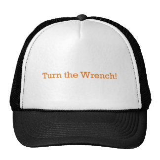 Turn the Wrench Mesh Hat