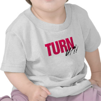 Turn Up by Drippin Swag Tshirts