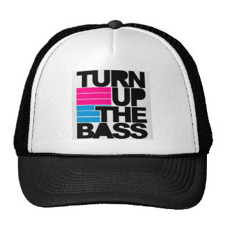 Turn Up The Bass Hat