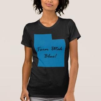 Turn Utah Blue! Democratic Pride! T-Shirt