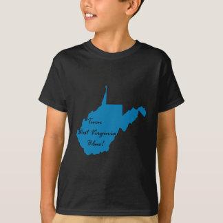 Turn West Virginia Blue! Democratic Pride T-Shirt