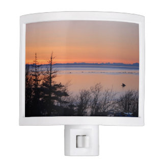 Turnagain Sunset Nightlight Night Lights