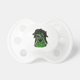 Turned to Stone Baby Pacifier