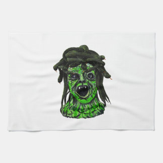 Turned to Stone Kitchen Towel