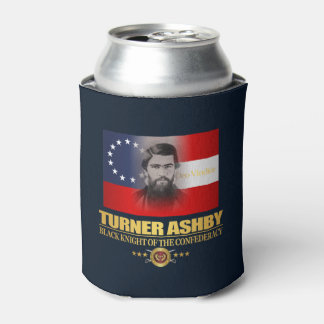 Turner Ashby (Southern Patriot) Can Cooler