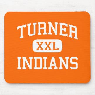 Turner - Indians - Senior - Portage Wisconsin Mouse Pad