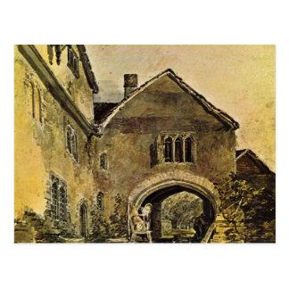 Turner Joseph Mallord William Postcard