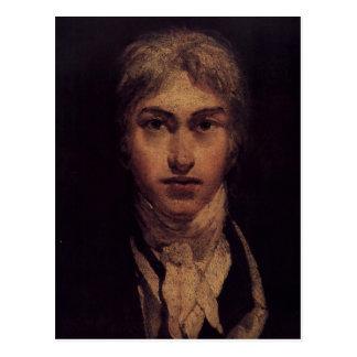 Turner, Joseph Mallord William Selbstportr?t, Deta Postcard