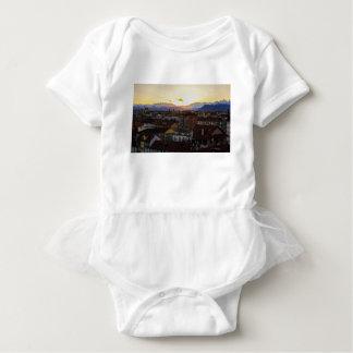 Turnin Italy Skyline Baby Bodysuit