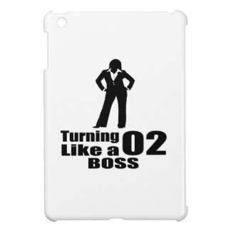 Turning 02 Like A Boss Case For The iPad Mini