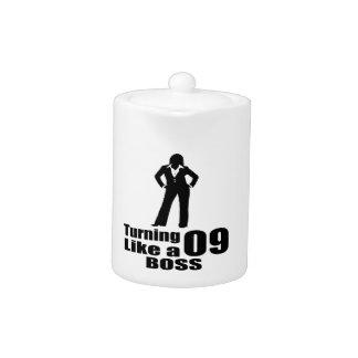 Turning 09 Like A Boss