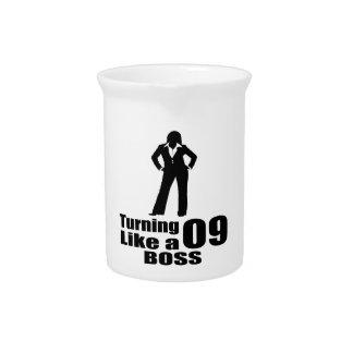 Turning 09 Like A Boss Pitcher