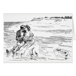 Turning of the Tide - Marriage, Wedding, Romance Card