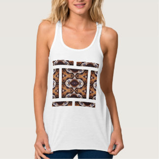 Turning tables tank top