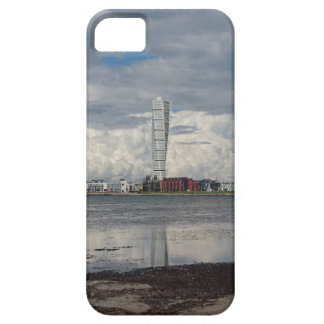 Turning torso beach malmö sweden iPhone 5 case