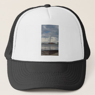 Turning torso beach malmö sweden trucker hat