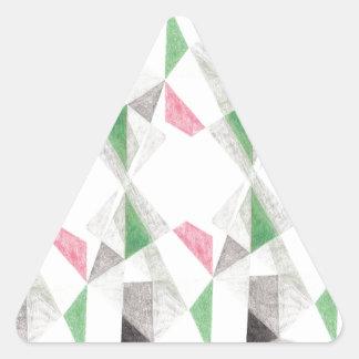 Turning Torsos Triangle Sticker