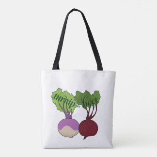 Turnip The Beet Tote
