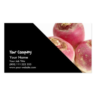 Turnips Business Card Template