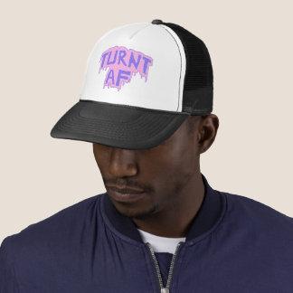 TURNT AF TRUCKER HAT