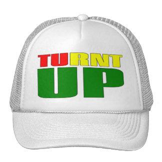 TURNT UP TRUCKER HAT