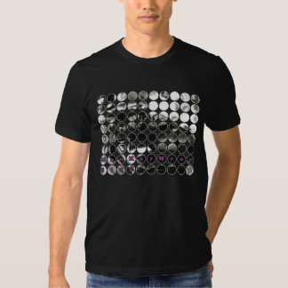 Turntable Circles T-shirts