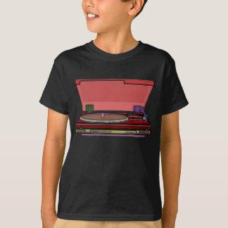 Turntable Design T-Shirt
