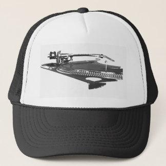 Turntable hat