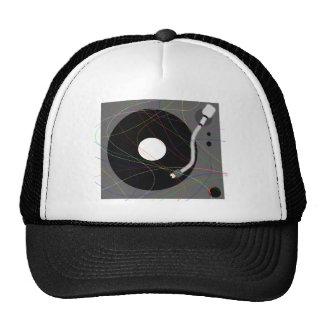 Turntable Trucker Hats