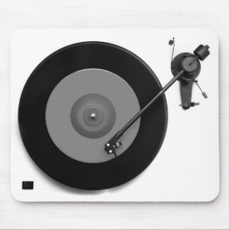 turntable mousepad