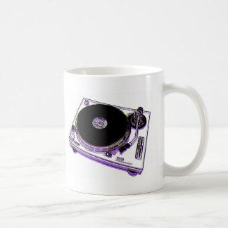 Turntable Coffee Mugs