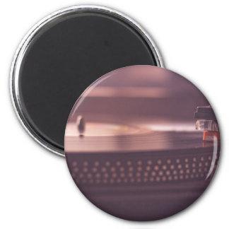 Turntable Music Record Vinyl Equipment Black Magnet
