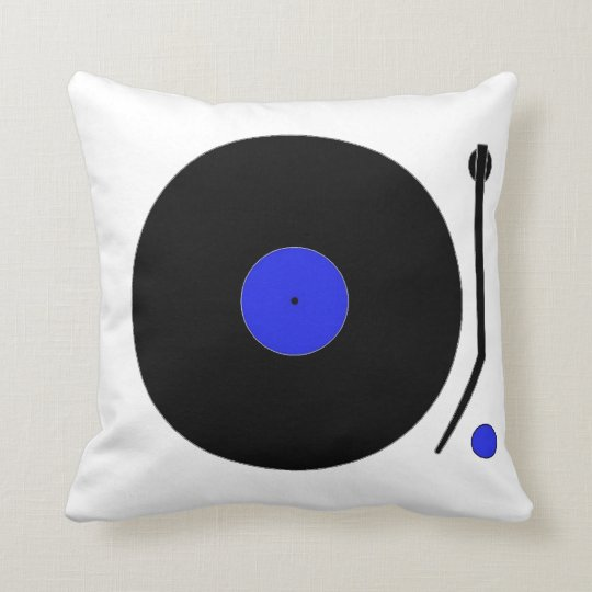 Turntable Pillow