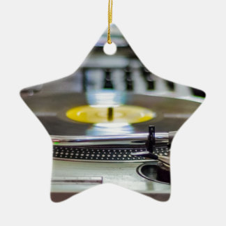Turntable Ornaments
