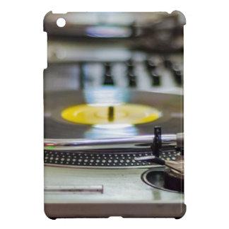 Turntable Record Vinyl Music Sound Retro Vintage Cover For The iPad Mini
