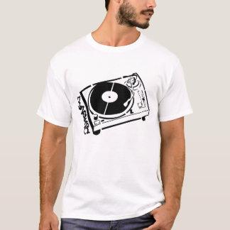 Turntable Stencil T-Shirt