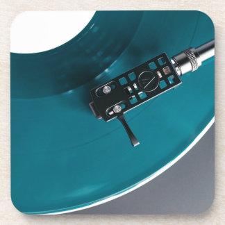 Turntable Vinyl Record Album Music Coaster