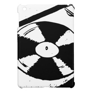 Turntable With Vinyl Record Case For The iPad Mini