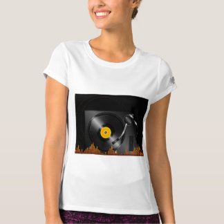 Turntable Womens Active Tee