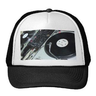 Turntables Mesh Hats
