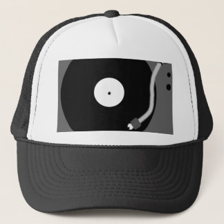 Turntablism Hat