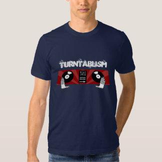Turntablism Scratch DJ T-Shirt
