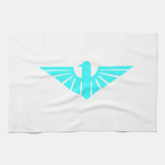 Turqoise Thunderbird Kitchen Towel